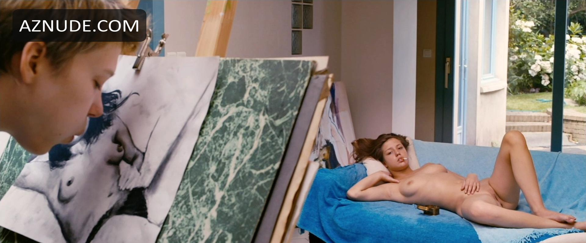 Adele exarchopoulos blue is the warmest color 2013 4