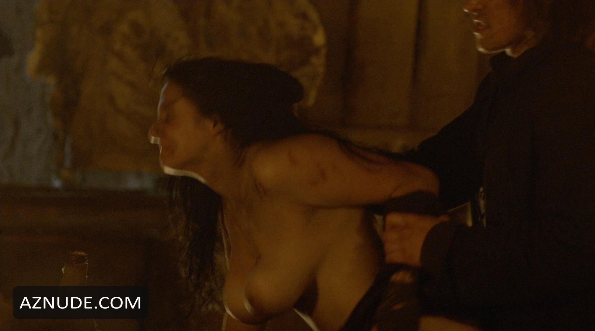 sarah bad girls nude
