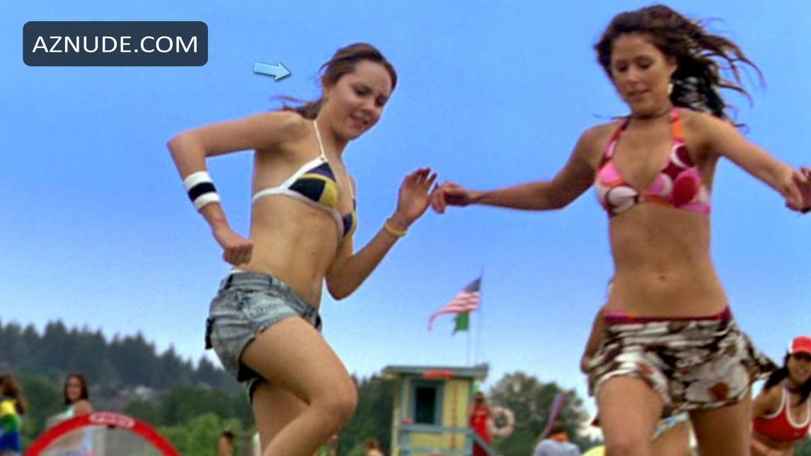 Amanda bikini bynes man shes