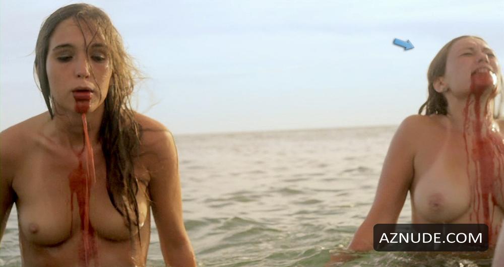 2 headed shark attack nude