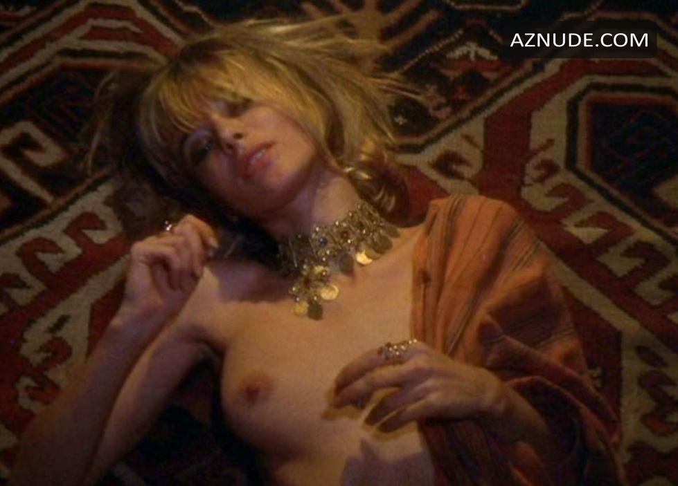 anita pallenberg nude