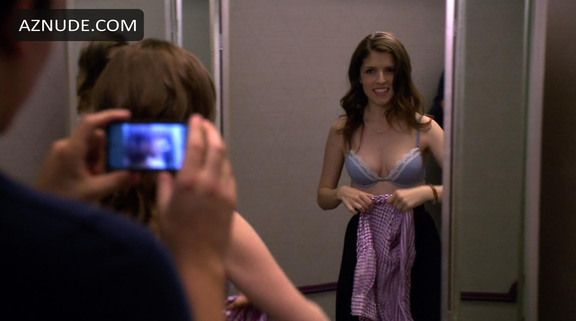 Really Anna kendrick naked with thong was
