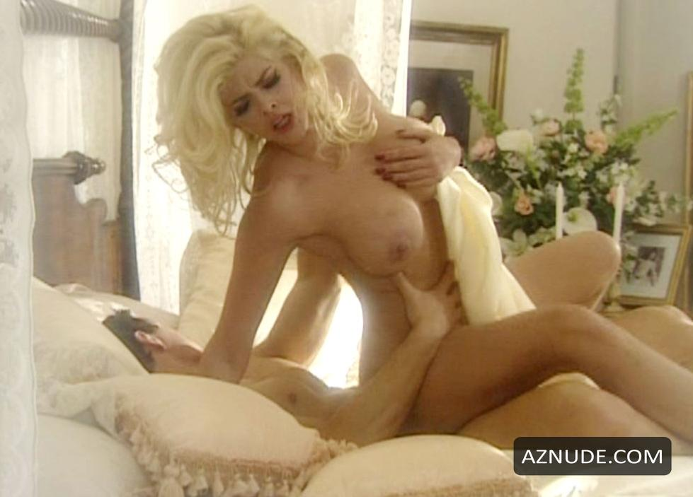 anna nicole smiths body naked