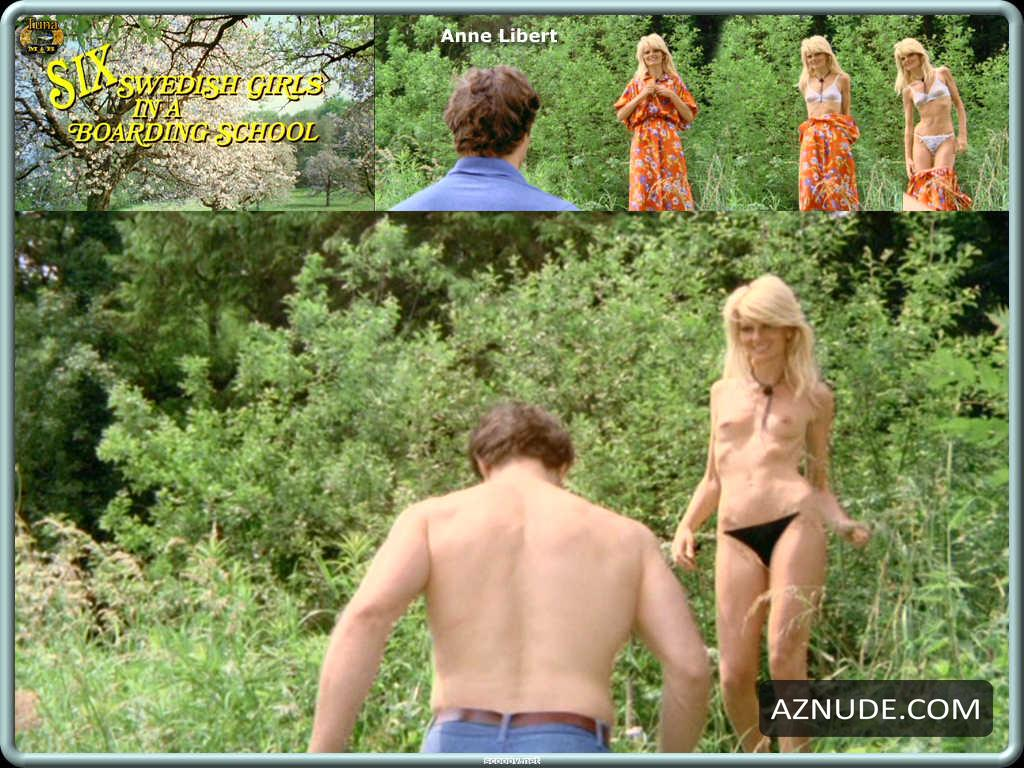 nude Anne libert