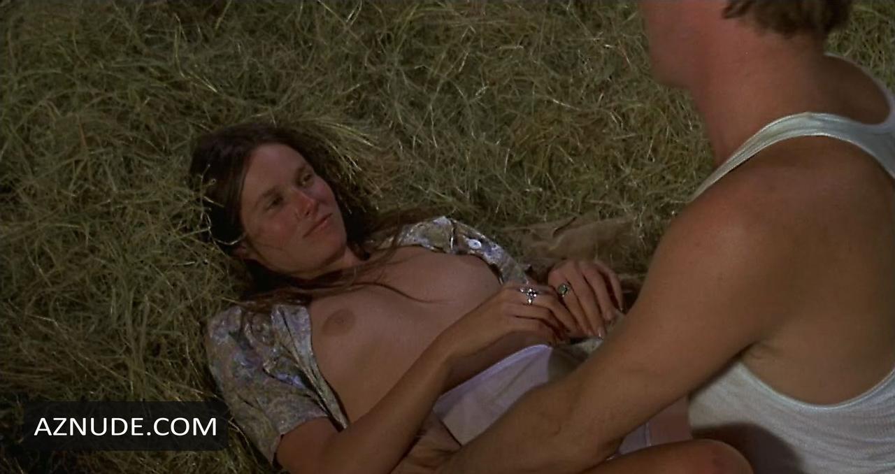 bertha Barbara hershey nude boxcar