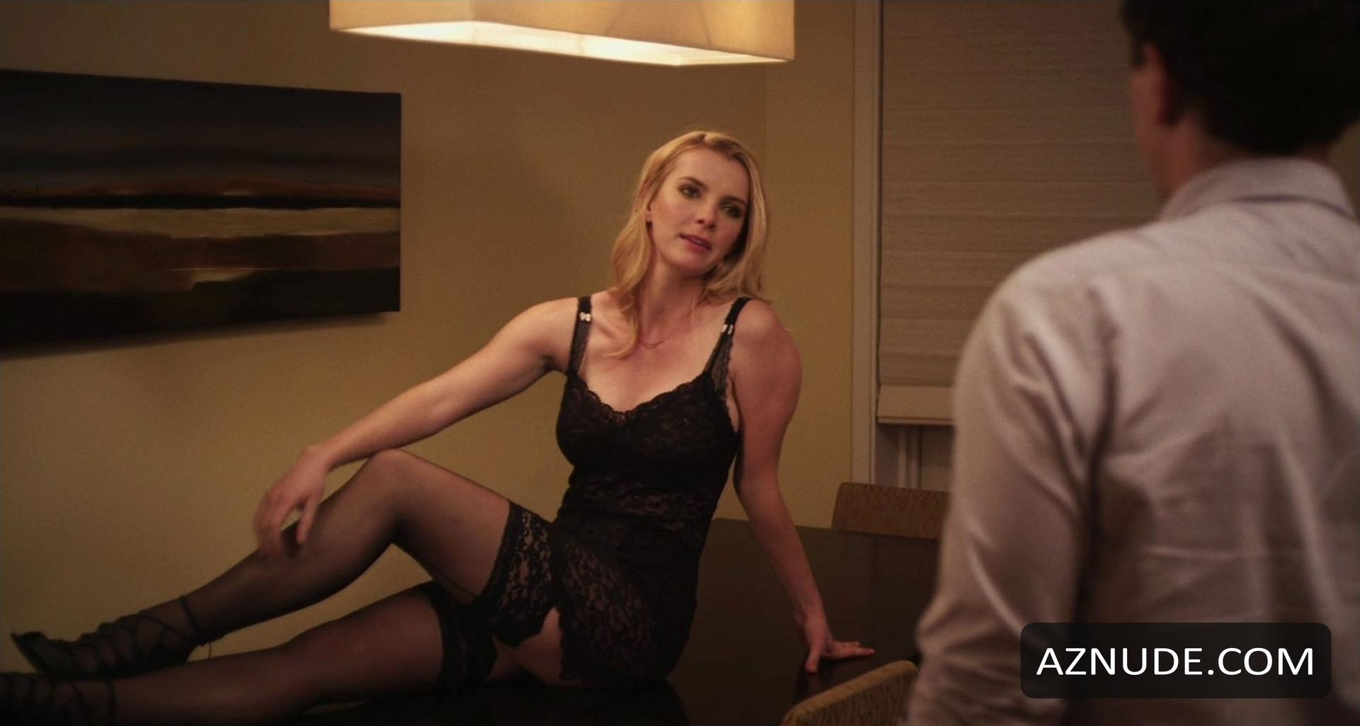 Betty gilpin naked milf