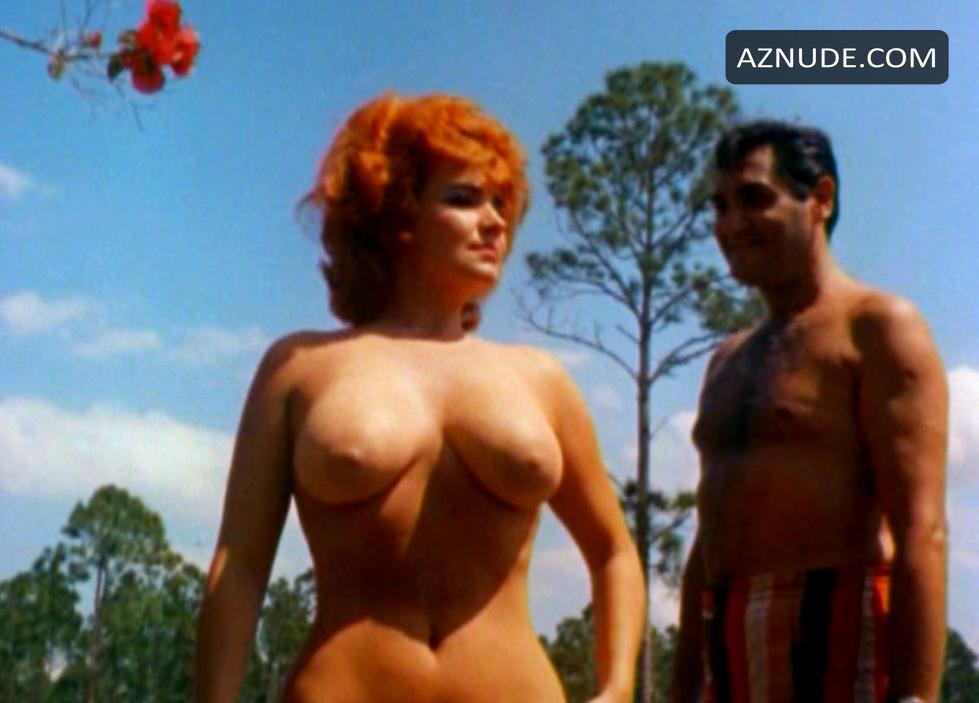Blaze star goes nudist