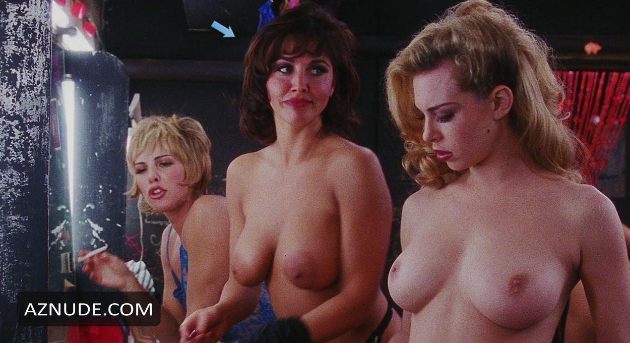 her erotic topless adventure