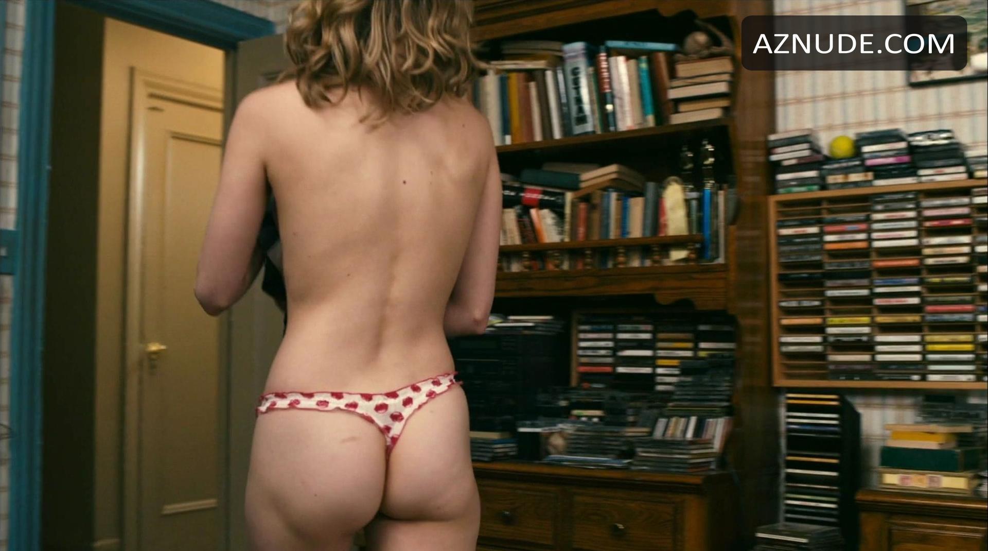 Brie larson nude scene