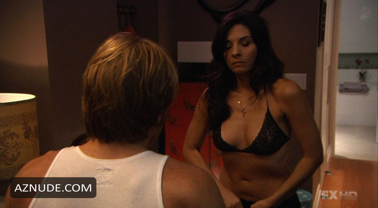 callie thorne nude