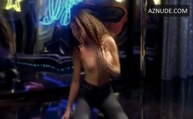 CHARLOTTE AYANNA in Dancing At The Blue Iguana