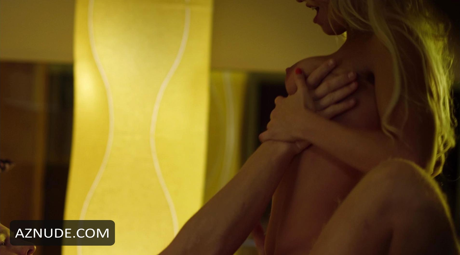 Sharon hinnendael nude embrace of the vampire 2013 - 2 part 10