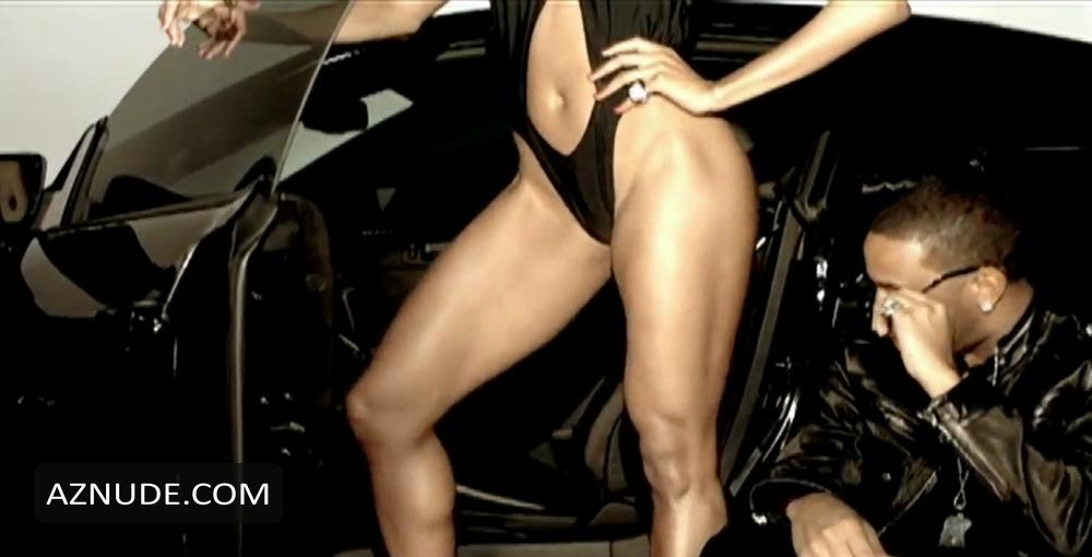 Ciara completely naked