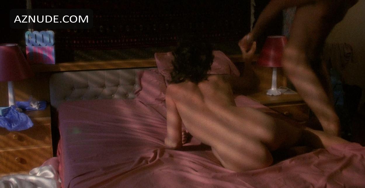 Bondage male slave eating mistress pussy