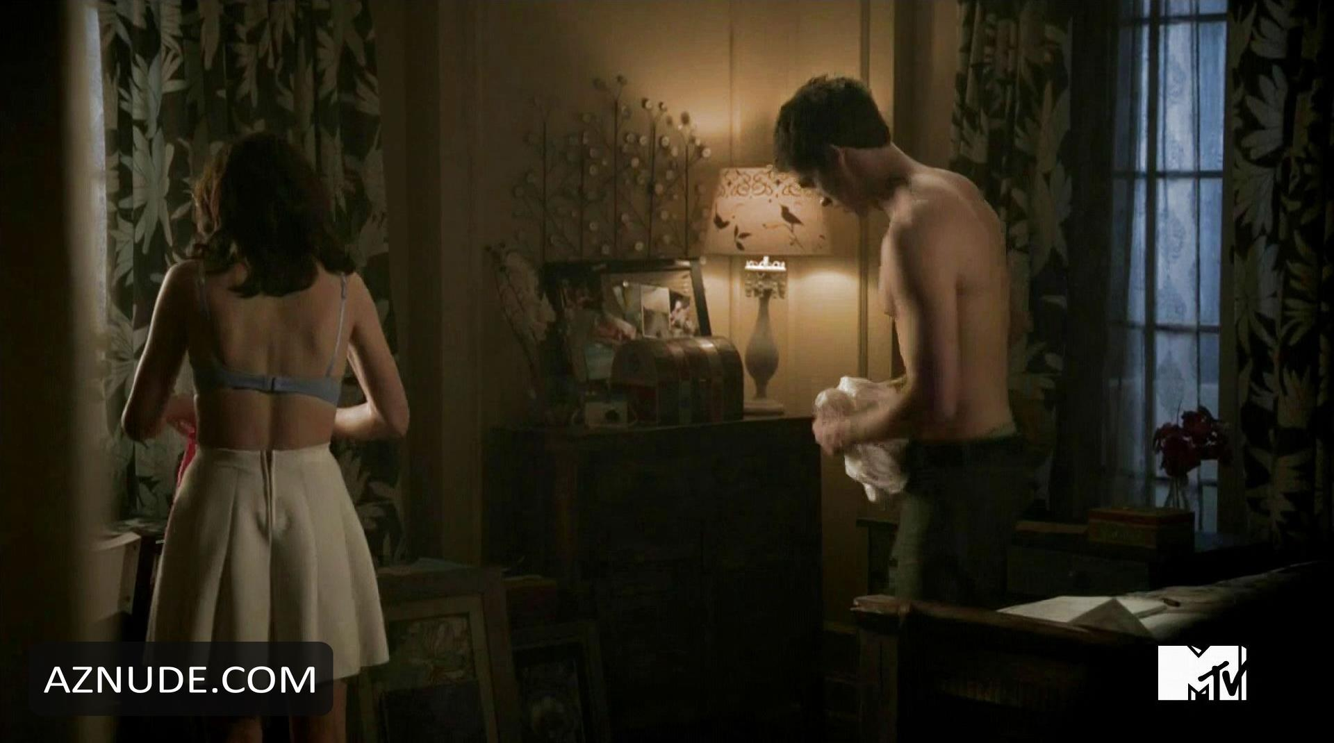 crystal reed naked