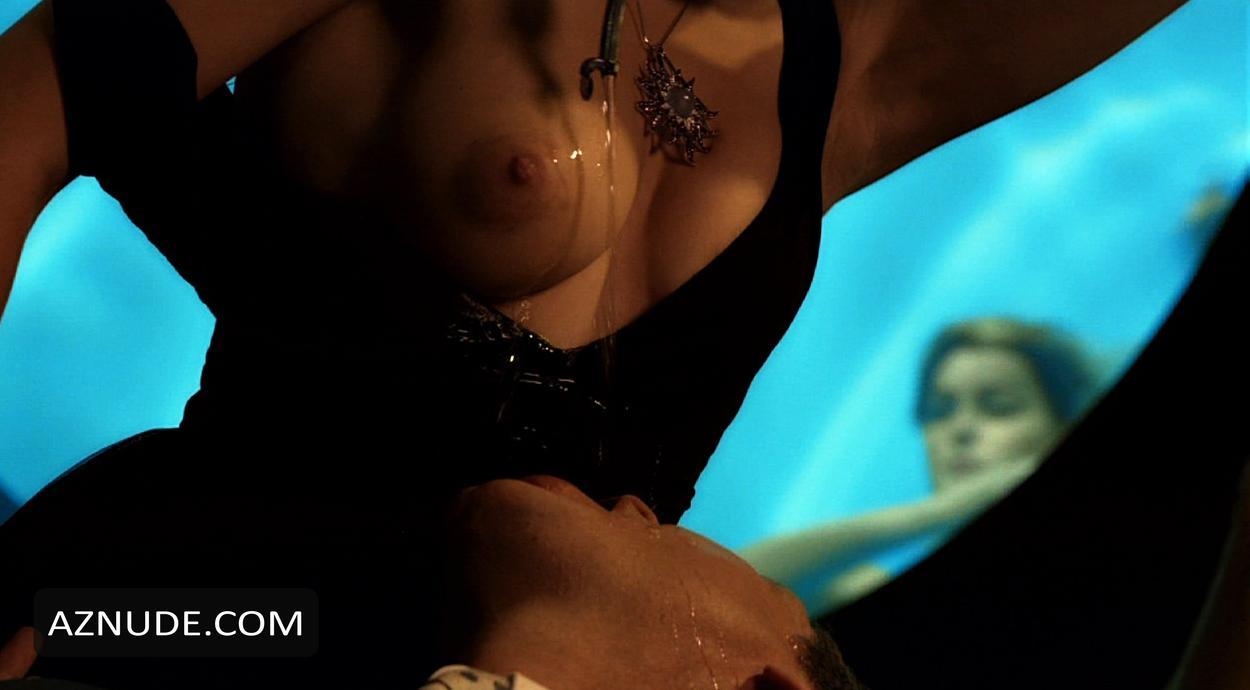 Elena satine matador sex scene 2014 s1e2 7