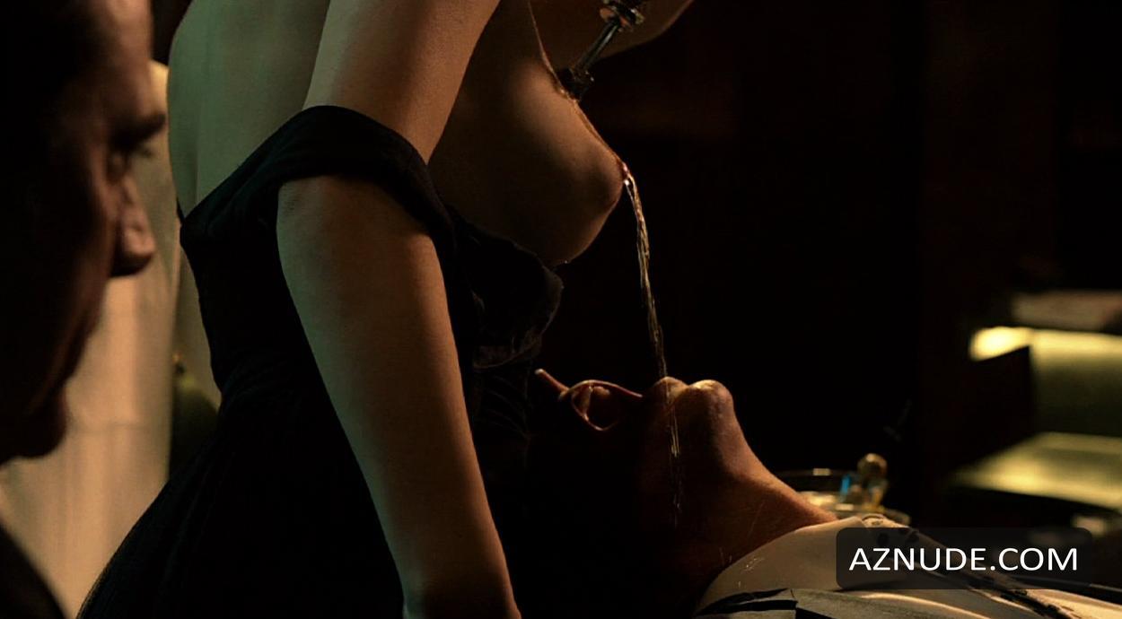 Elena satine matador sex scene 2014 s1e2 5
