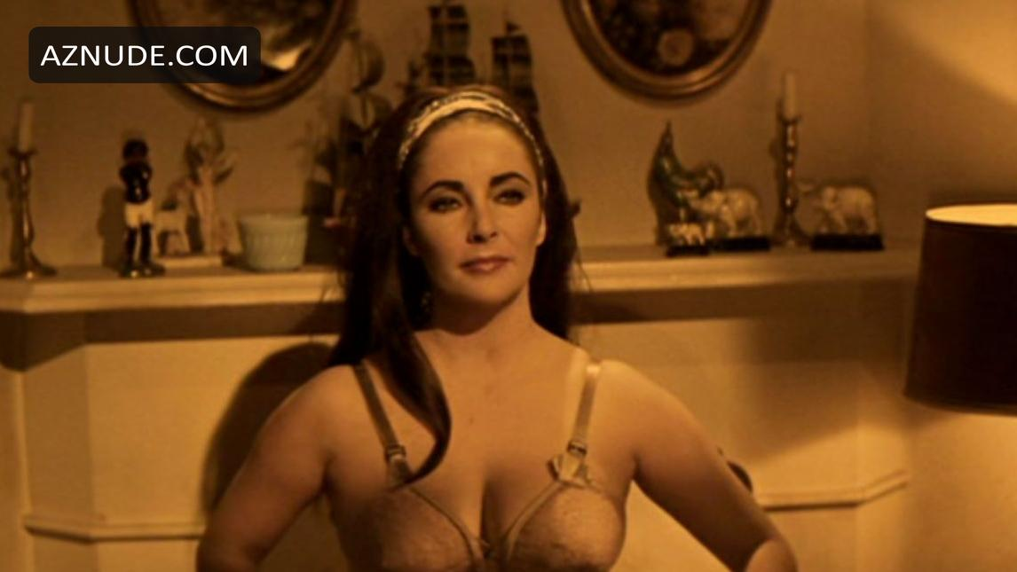 from Finnley elizabeth taylor nude scene