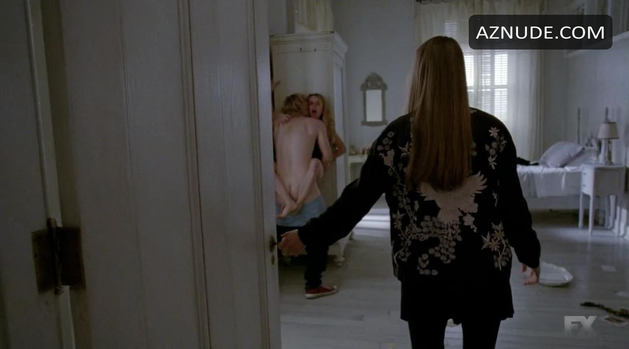 American Horror Story Sex Lady Gaga sex in American