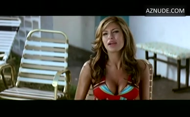 EVA MENDES in Stuck On You