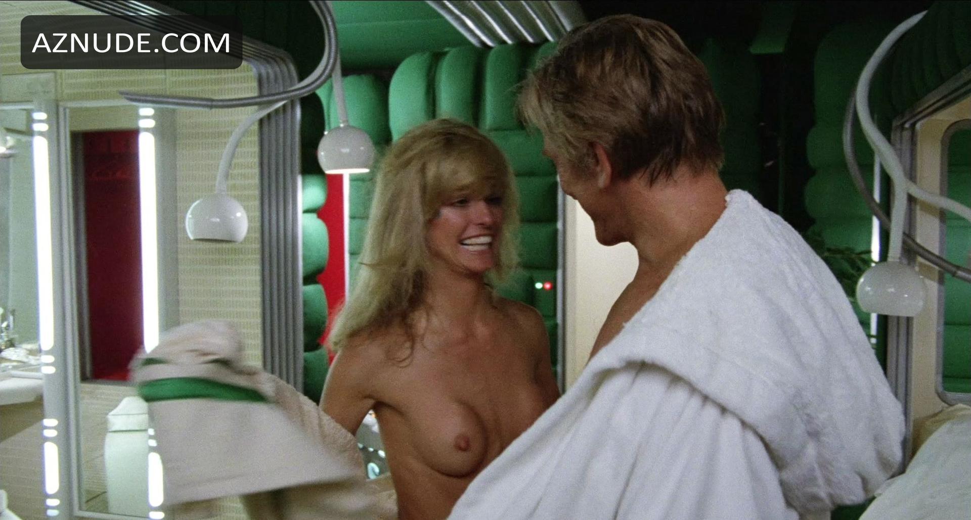 Fawcett nude ladd farrah cheryl