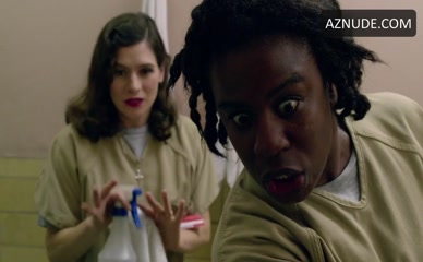 FREIA TITLAND in Orange Is The New Black