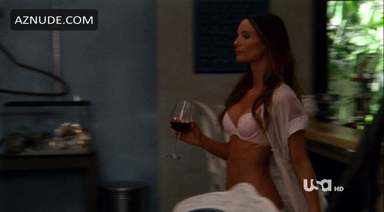 Think, that Girl from burn notice nude sorry, that