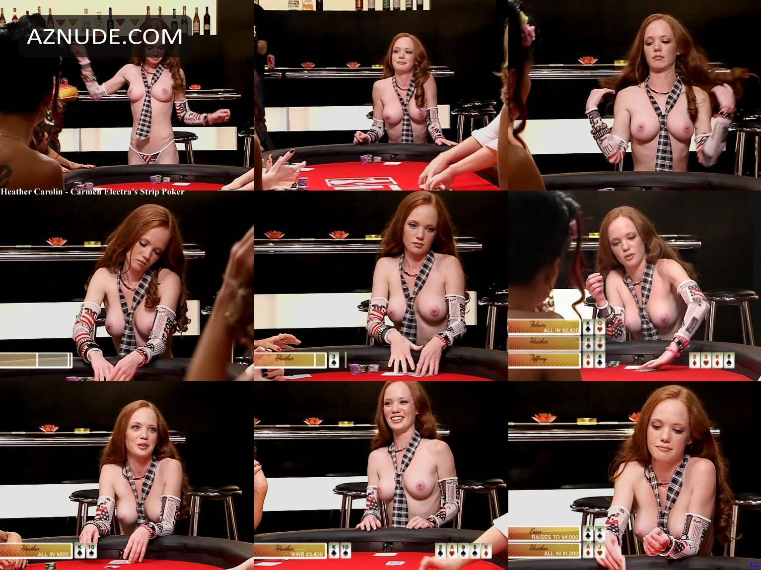 Her Naked poker