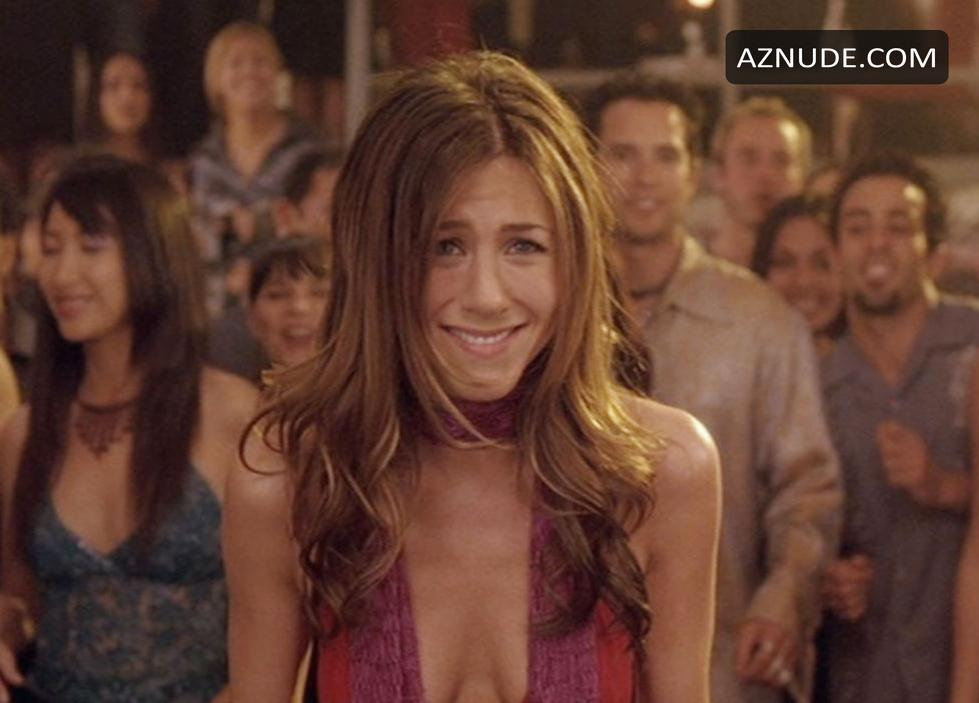 Jennifer aniston topless movie scene share your