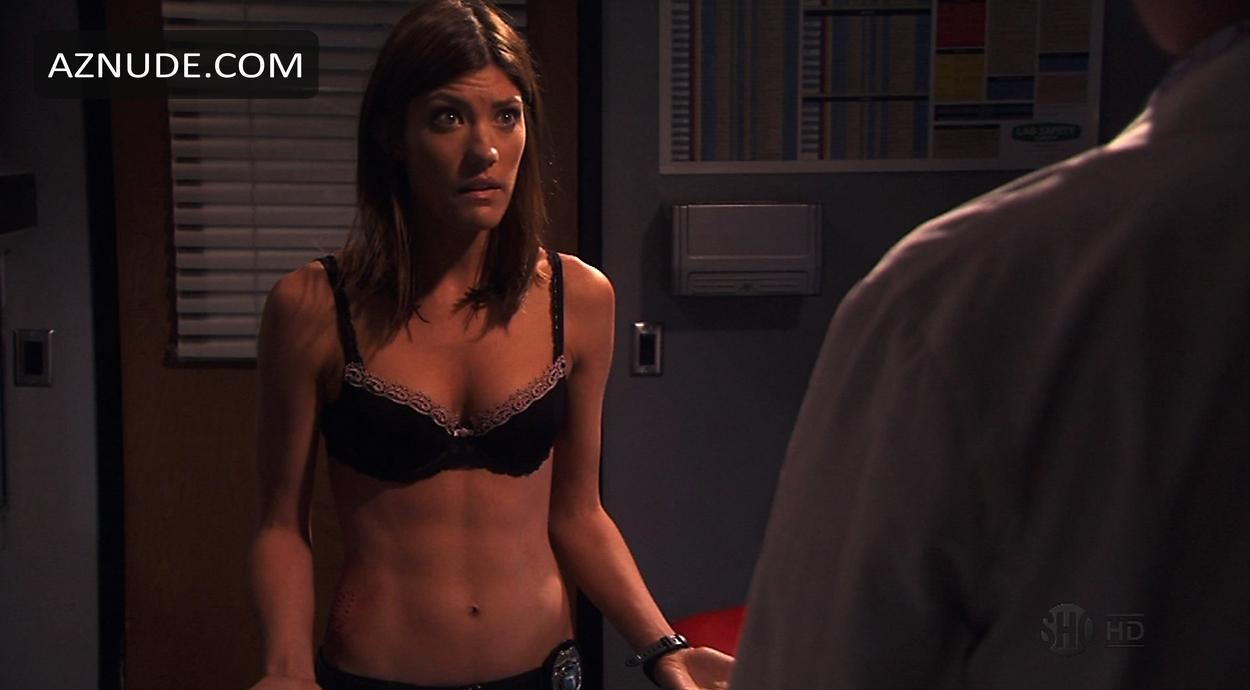 Jennifer carpenter sex scenes