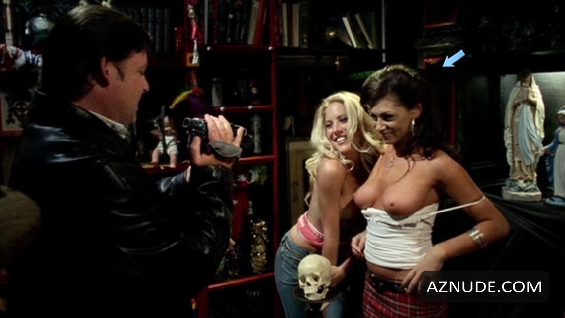Alexis peters nude hatchet 2 2010 hd - 2 part 3