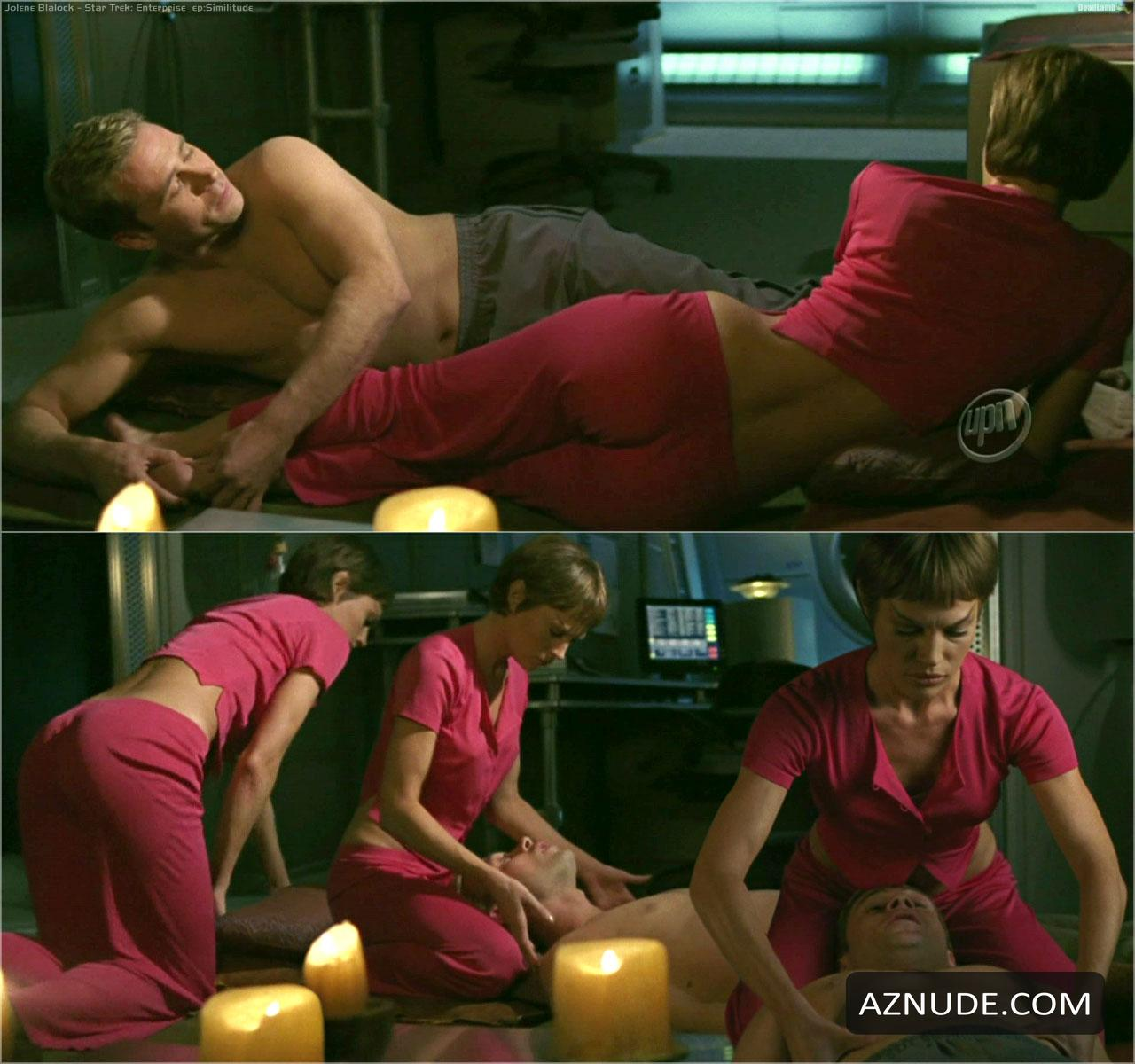 Star Trek Enterprise desnuda