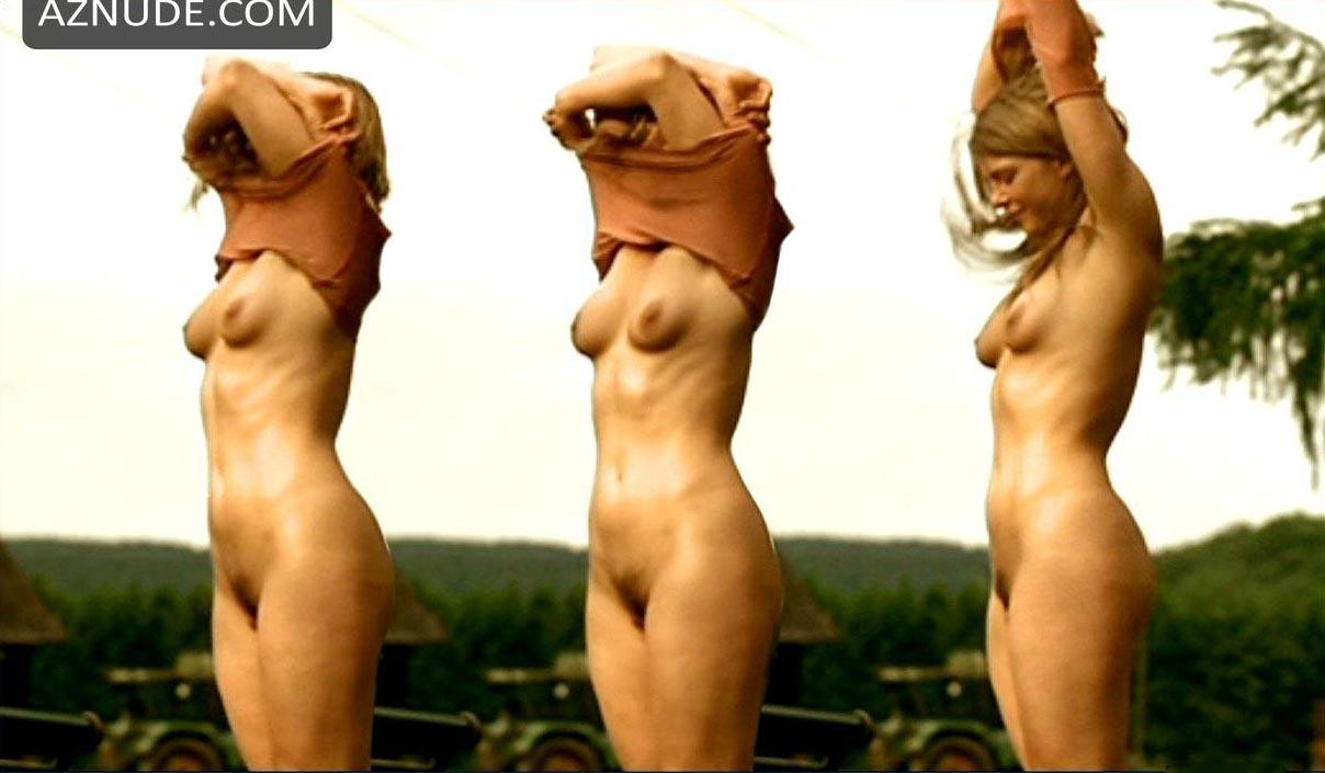 JORDIS TRIEBEL Nude - AZNude