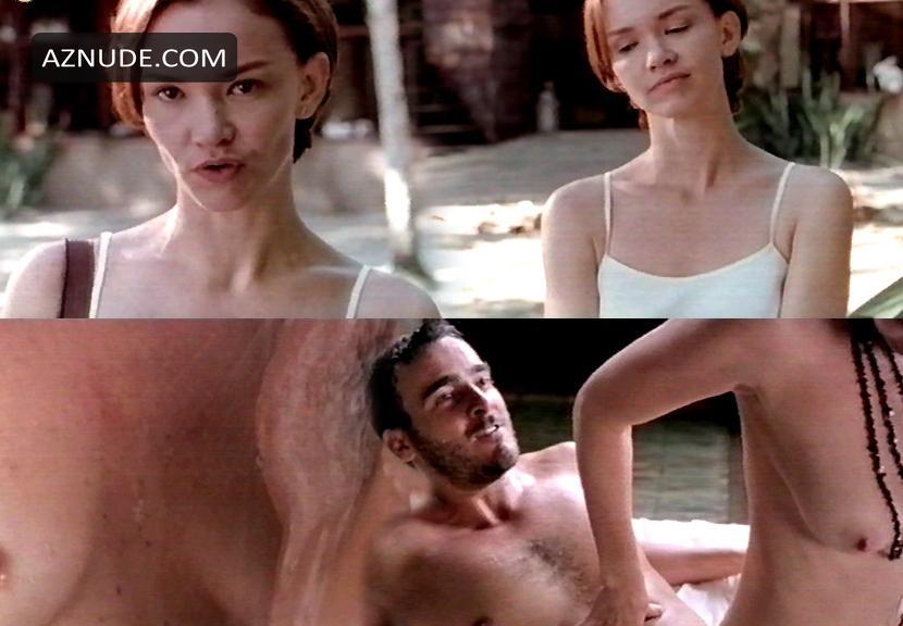 Mariana ximenes nude eu que amo tanto - 1 part 7
