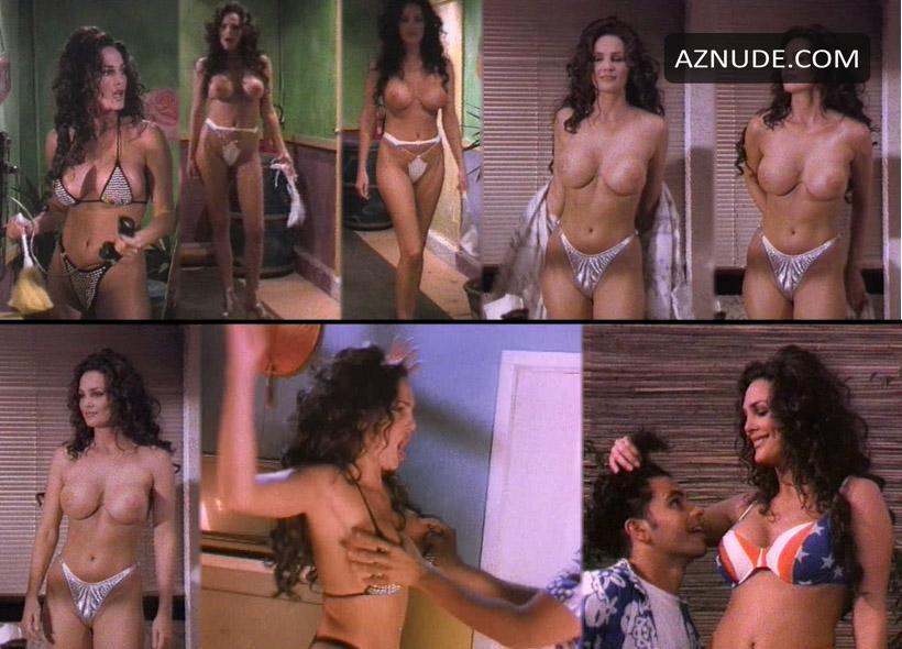 Underage nude model