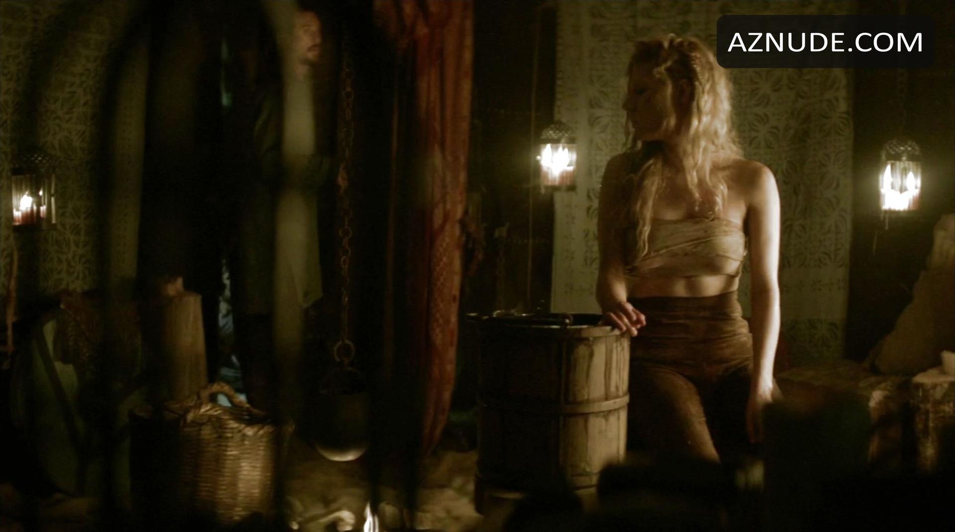 Katheryn winnick vikings scene remarkable