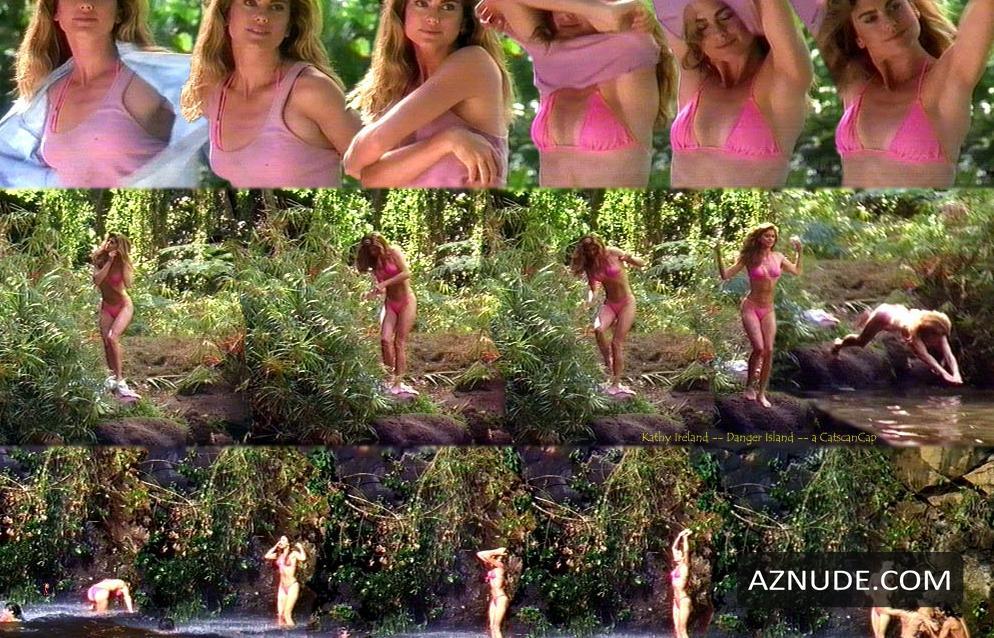 Kathy ireland nude pic