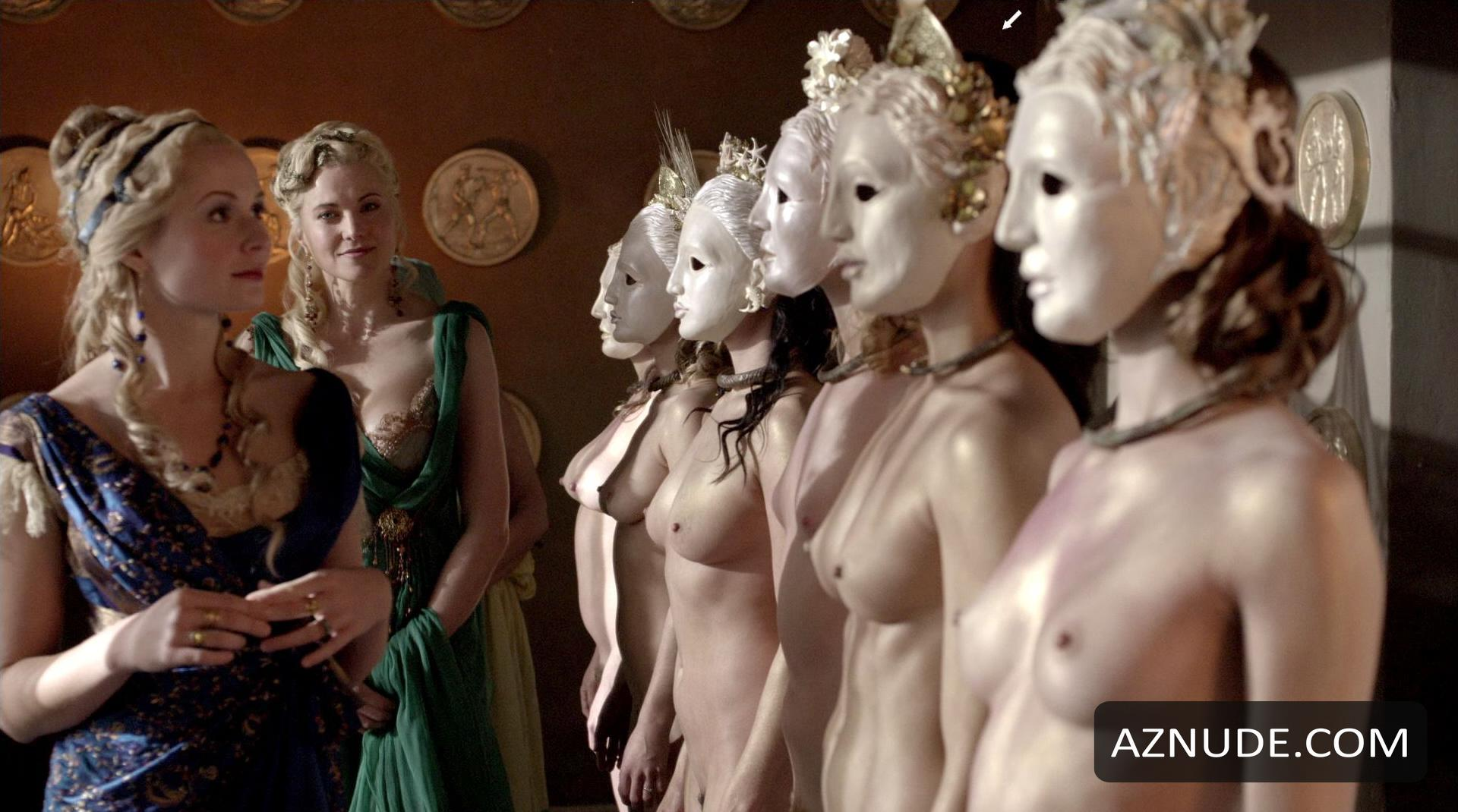 Viva bianca erin cummings katrina law and lucy lawless - 1 part 8