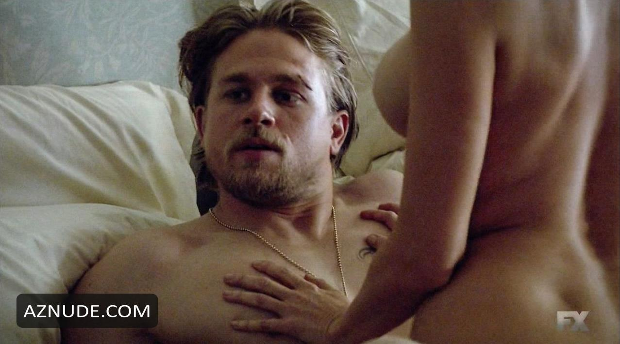 Kim dickens rides a guy in sons of anarchy scandalplanet 1