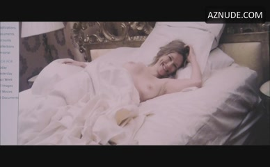 Laura Linney in a slip - YouTube
