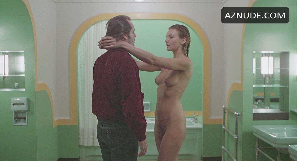 sexy scene from the shining