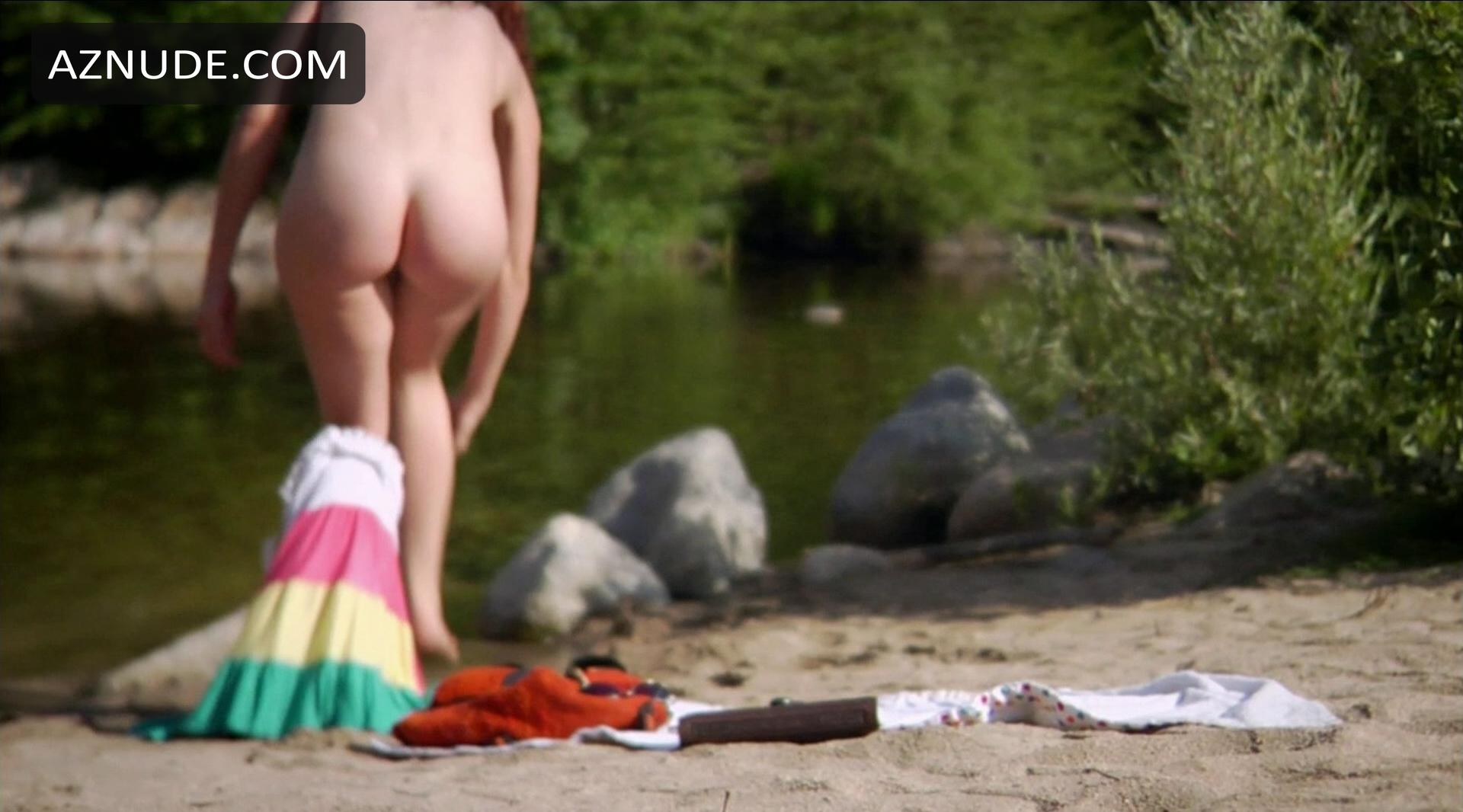 Leah hall naked act naturally