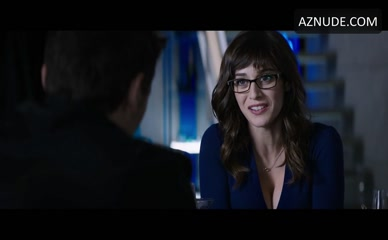 LIZZY CAPLAN in The Interview