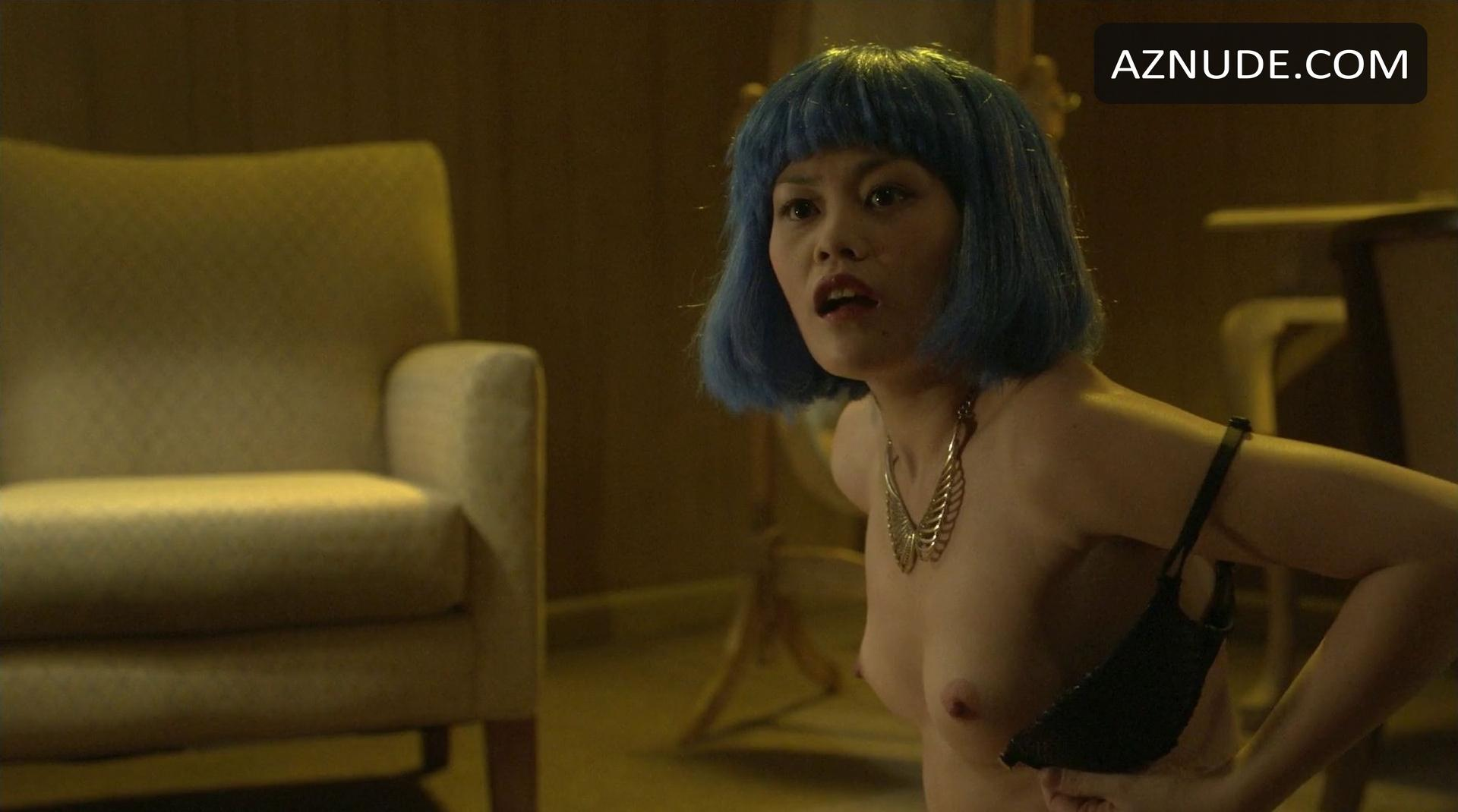 Emily piggford nude sex scene in hemlock grove series - 3 part 7