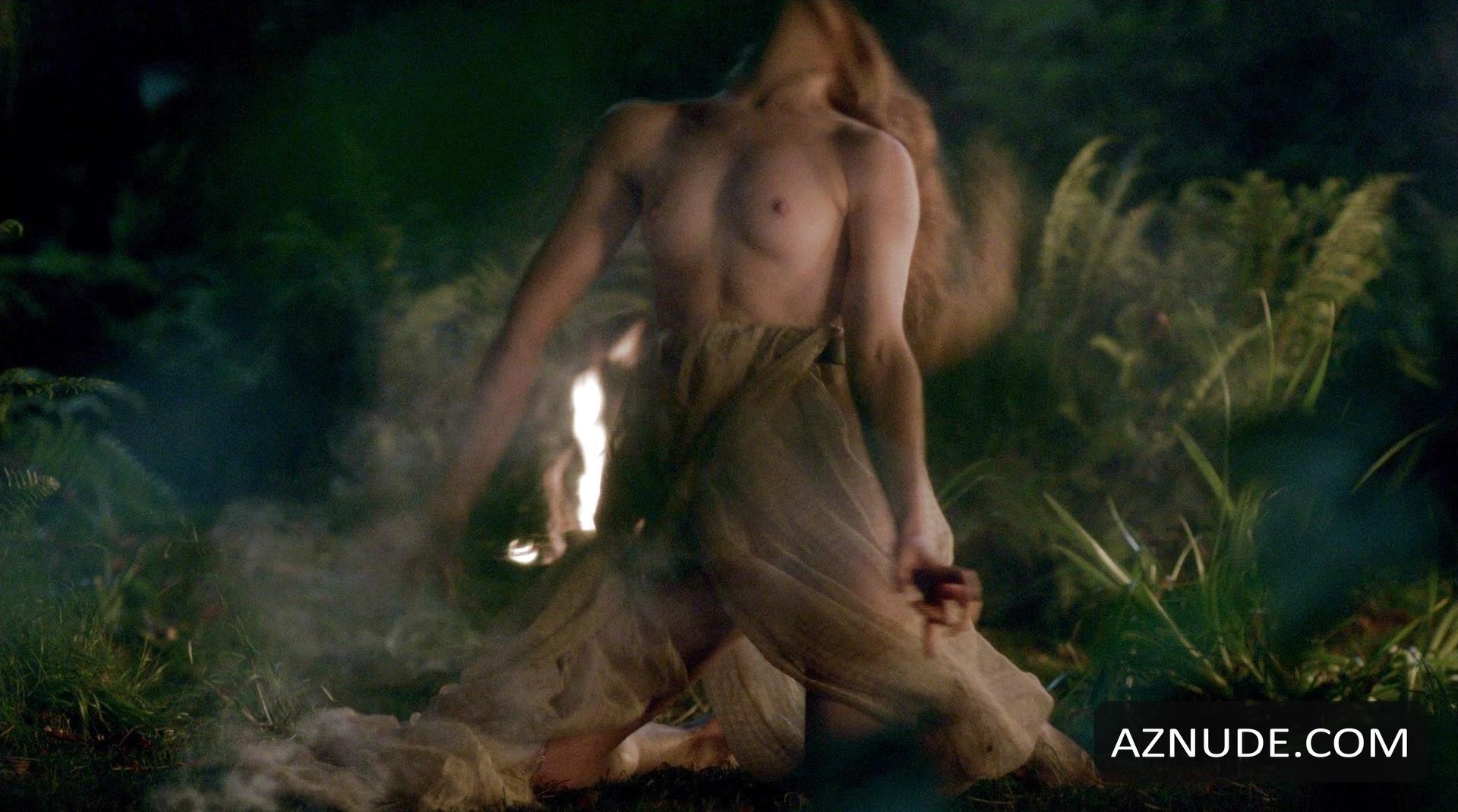 Outlander nude