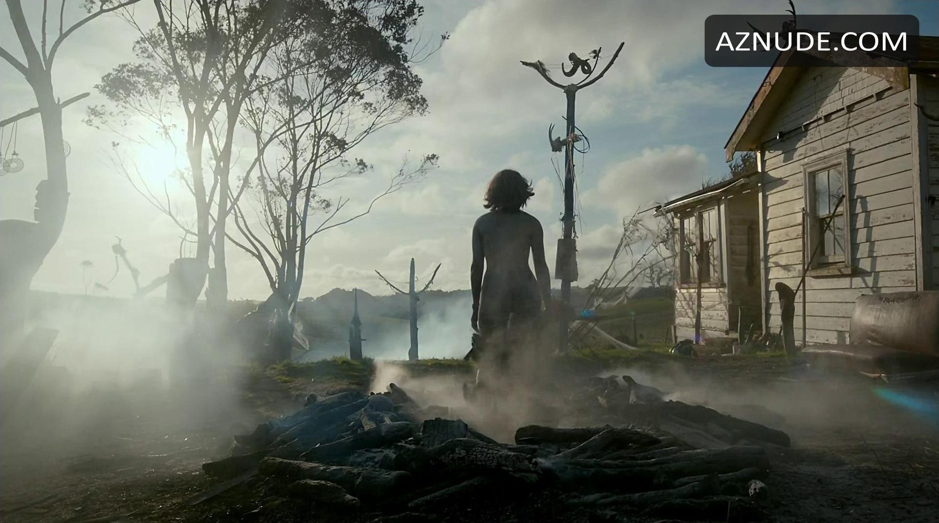 ash vs evil dead nude scenes aznude