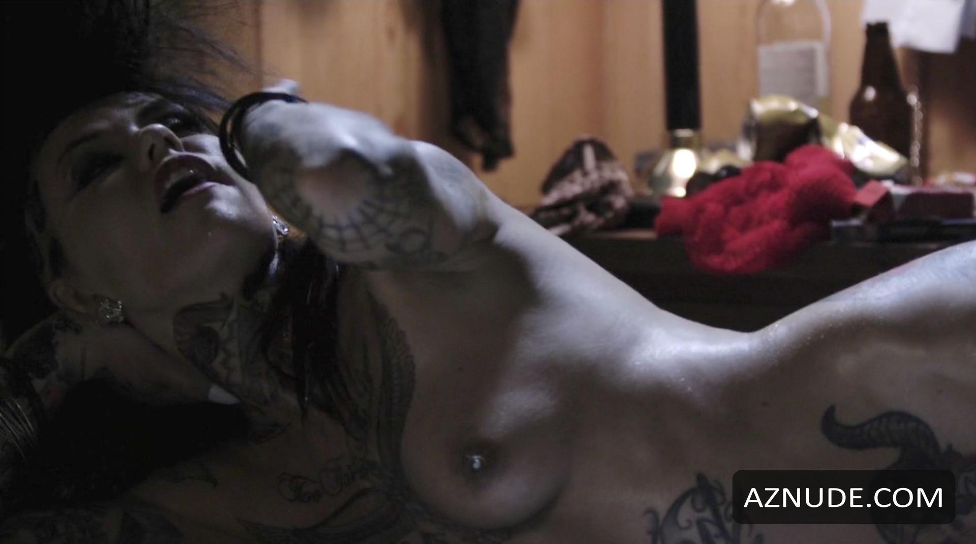 Malice mcmunn nude muscle