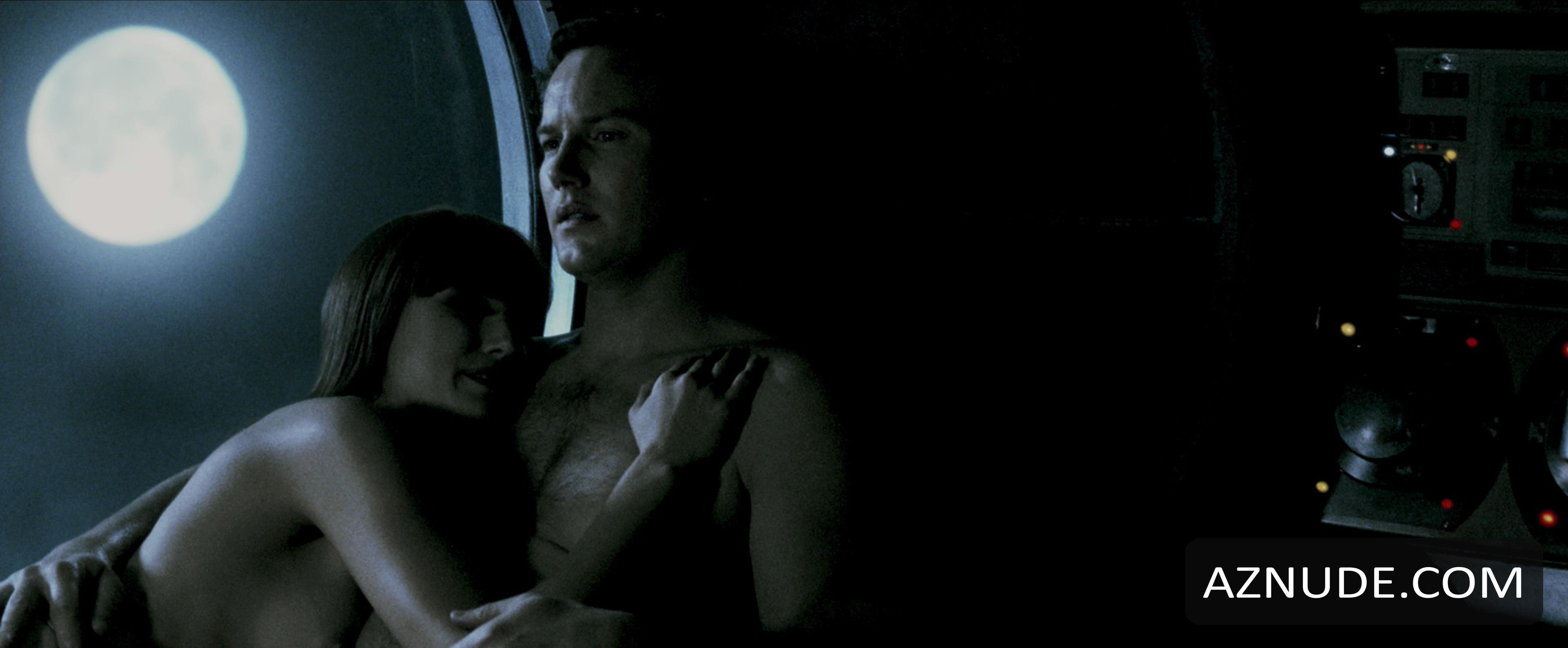 Hot Watchmen naked pics