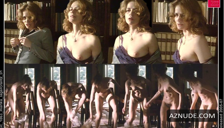 marika lagercrantz nude