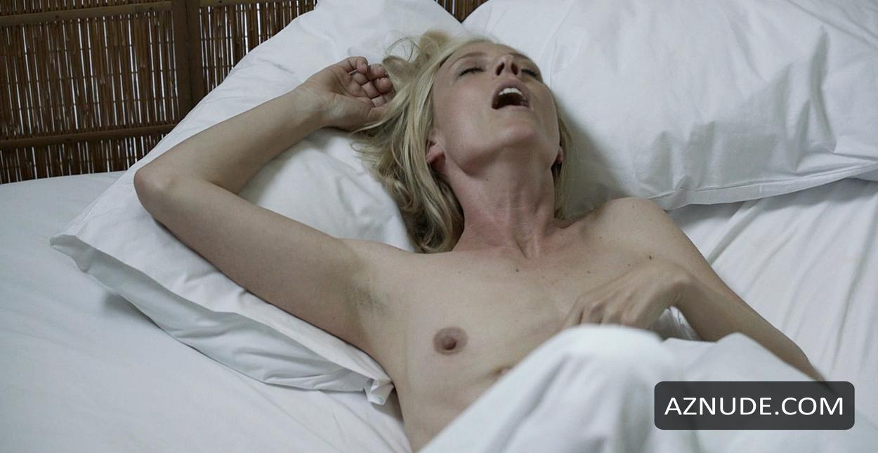 Marta dusseldorp nude in jack irish bad debts